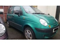 2001 Daewoo Matiz - Low mileage!!