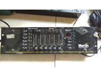 MARTIN 2518 PROFESSIONAL DMX CONTROLLER