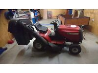 Ride on mower full working order!