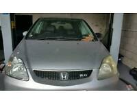 Breaking honda civic 2003