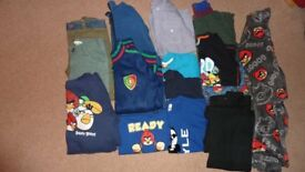 Boys Clothes Bundle Aged 7-8yrs. 15 Items