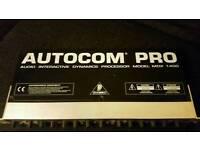 Audio dynamic processor