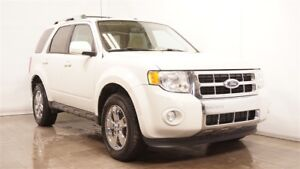 2012 Ford Escape Limited 4wd cuir toit