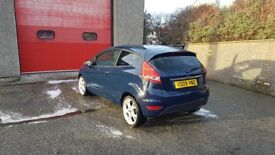 Fiesta 1.6 zetec titanium petrol 12 months MOT good condition high spec.