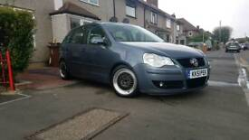 Polo 9N3 2009 low mileage 3 owners