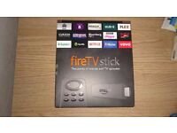 Amazon Fire Stick brand new and sealed.