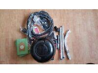 HENRY VACUUM CLEANER new full tool kit new 3 Metre Hose Brushes Rods Tool Kit + 10 Bags + Fresh