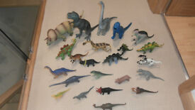 Large bundle Dinosaur toys