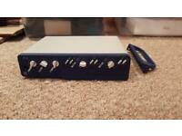 Digidesign Mbox 2 analogue digital usb interface