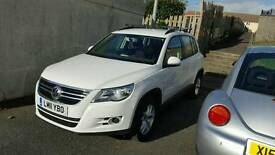 VW Tiguan 2011 2.0 TDi BlueMotion