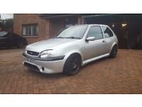 Ford Fiesta with 1.7 VCT Puma Engine Conversion and Zetec-S Replica Bodywork