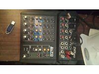 Alto professional dj / studio mixer