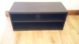 Brown wood effect TV Stand