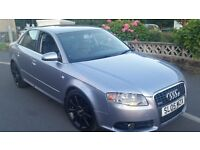 2005 Audi A4 2.0 TDI S Line In Immaculate Condition