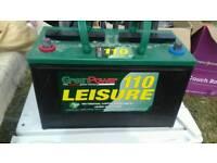 Leisure batterie