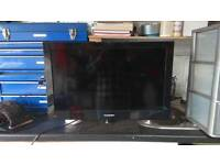 """23"""" hd led lcd/dvd combo tv (spares)"""