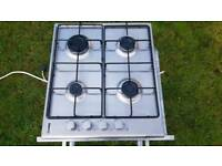 Cooker and gas plate