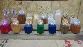 LED Battery operated Cube Lights.