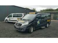 Fiat scudo Taxi 2008 £1,950