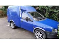 Vauxhall combo van very clean