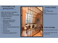 Leo emergency ang glazing services