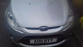 Ford Fiesta (2011) 1.4L diesel - Great condition, just been serviced and MOT'd £4500 ONO