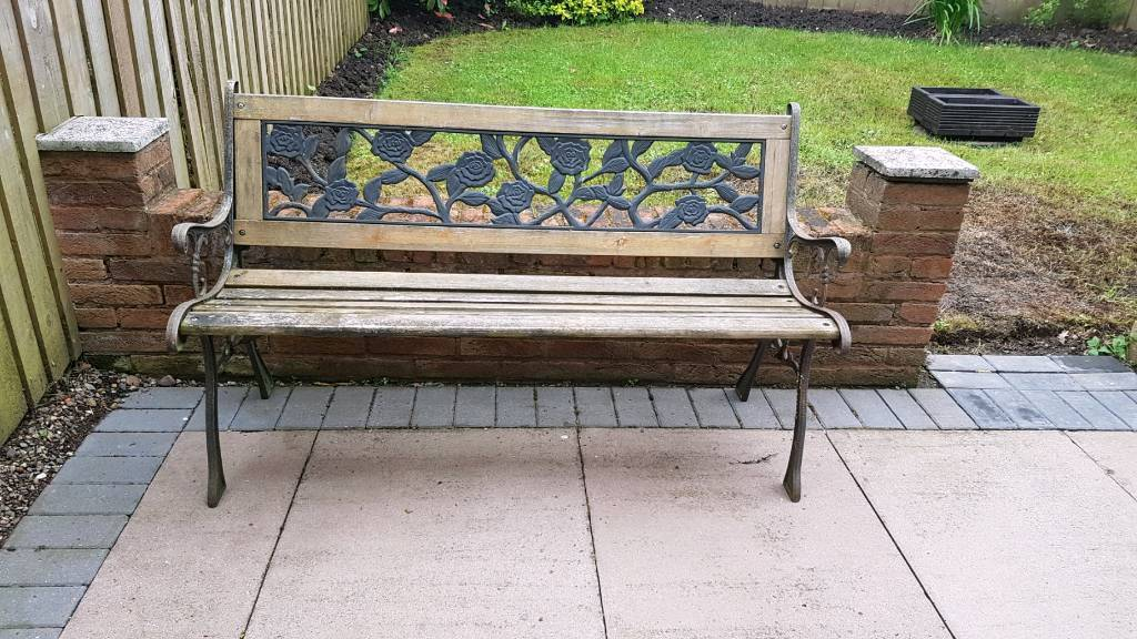 Garden Bench In Worcester Worcestershire Gumtree