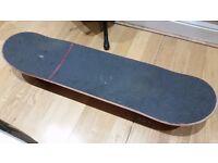 Genuine Canadian Maple Custom Skateboard