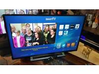 Toshiba 43L3753 43 Inch Smart LED TV with Freeview Play