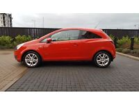 2009 Vauxhall Corsa 1.4 16v SXi 3dr / Excellent condition / Full service history / NOT FIESTA