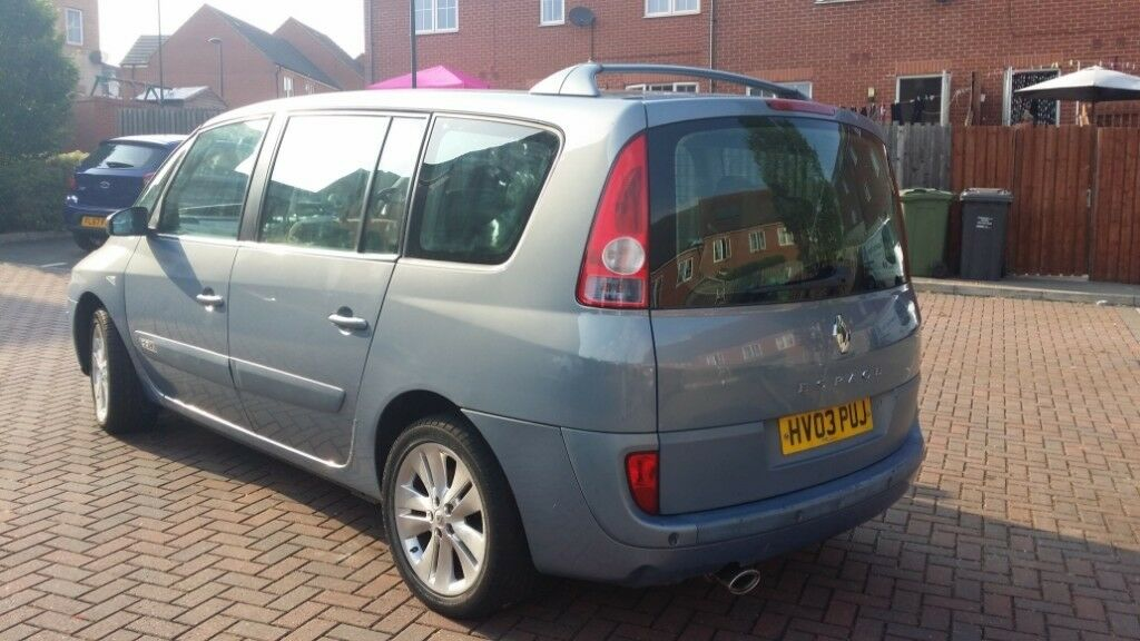 Renault Grand Espace 3 5L Petrol 7 Seater  Rare Configuration  Renovated   Long MOT  | in Birstall, Leicestershire | Gumtree