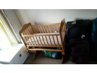 Babylo gliding crib