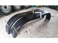 Mud gaurds/wheel arches