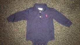 Baby boy Ralph Lauren Polo