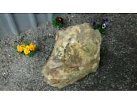 Welsh rustic garden stone / rocks FREE DELIVERY ad 4