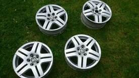 VW Golf Alloy Wheels