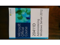 Training Material - MS Official Course: 20411D: Administering Windows Server® 2012
