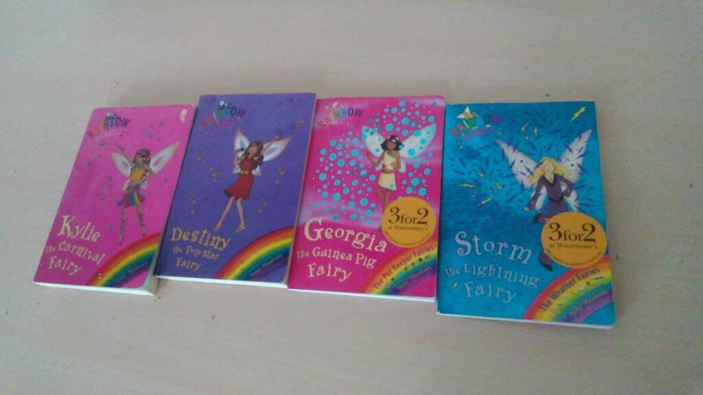 Rainbow Fairy tales Books