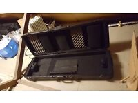 Gator GTSA-KEY88SL TSA ATA Slim 88-note Keyboard Case with Wheels