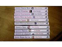 Set of George Gently books by Alan Hunter.
