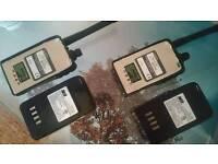 Yaesu VX-10 vhf fm transceivers