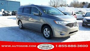 2011 Nissan Quest SV 7 PASSAGERS