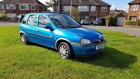 Vauxhall Corsa Breeze. 1.2L, petrol. 1998