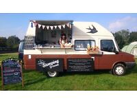 Catering Van - Low mileage, professionally converted LDV Convoy