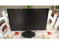 "ACER S220HQL Full HD 1920 x 1080p 22"" LED Monitor"