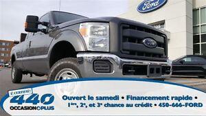2013 Ford F-250 4x4  *Boite de 8 pieds*
