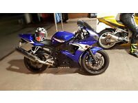 Yamaha R6 2005 - Mint condition, full history, low milage, tonnes of extras
