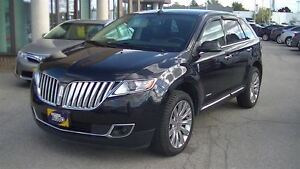 2013 Lincoln MKX AWD WITH NAVIGATION, LEATHER, SUNROOF