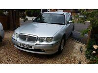Rover 75 2.0cdti 2001