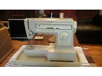 Singer sewing machine - electric